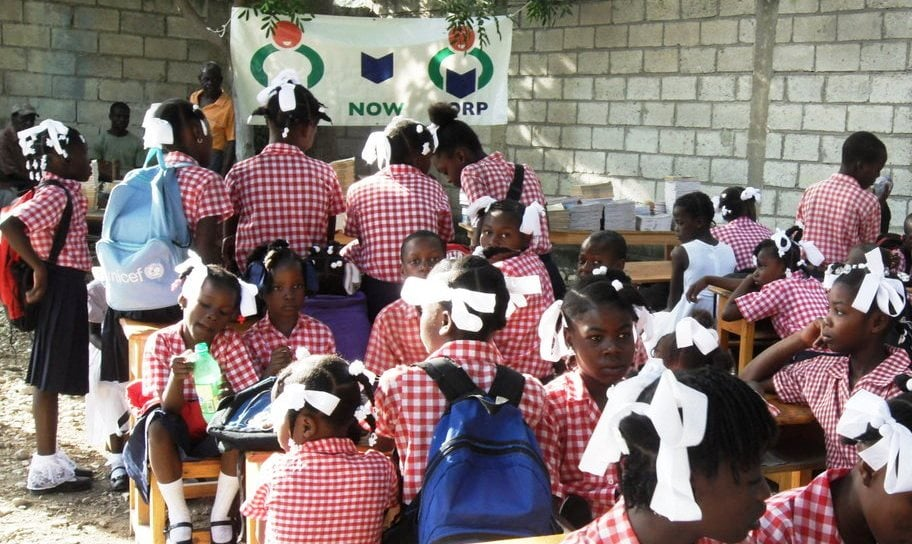 We are fully committed to housing, healing, and educating Haiti's most vulnerable girls.