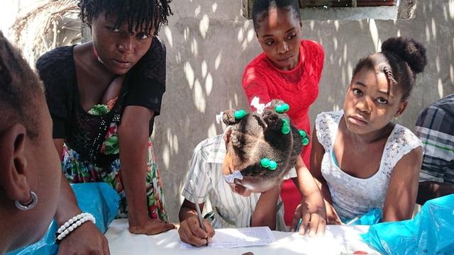 School year starting for restavek girls in Haiti