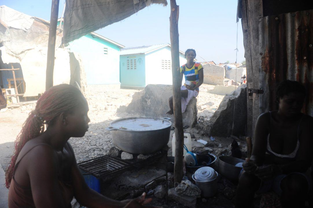 Haiti Now Type of Restavek Household Income