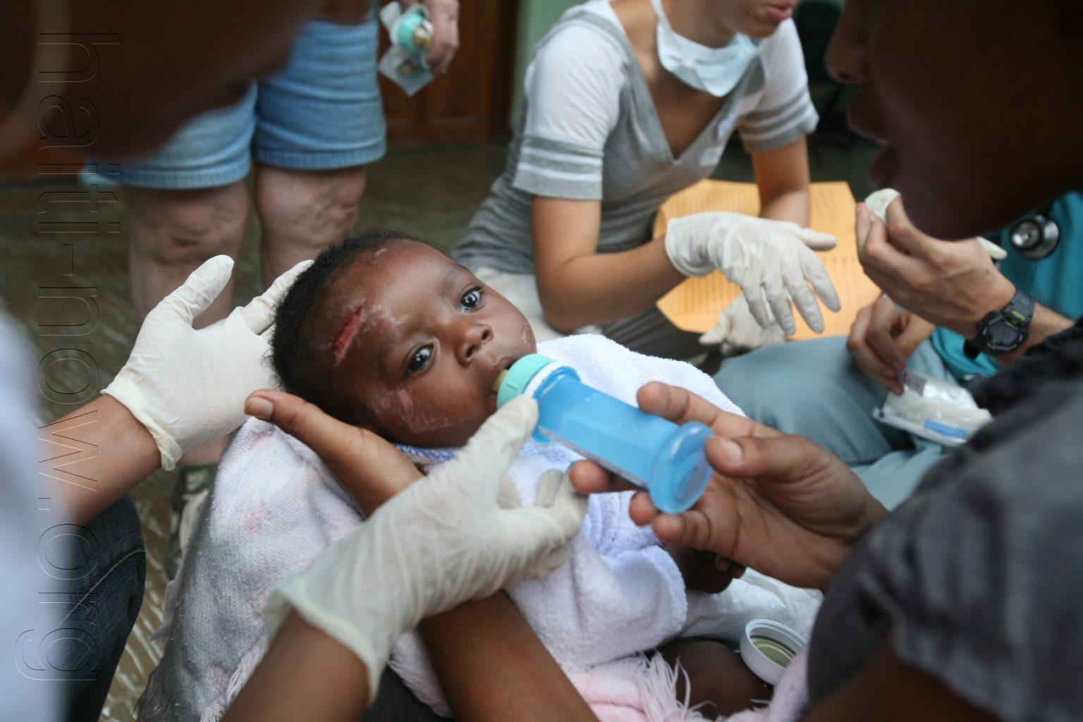 Impacts of Devastating 2010 Earthquake on Restavek Children - Haiti Now