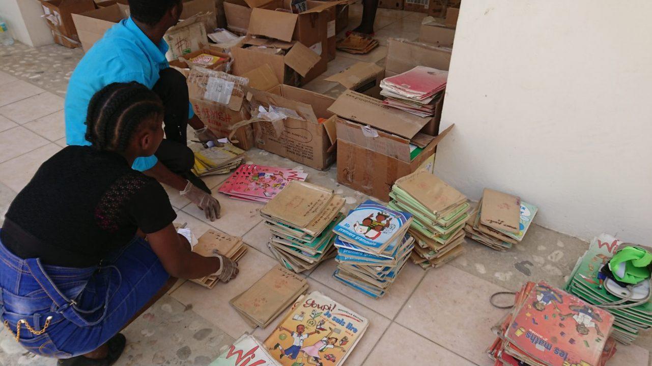 Restavek Children Get Little or No Support for Their Education