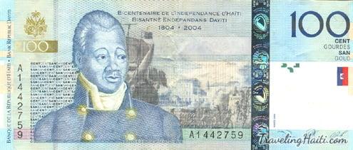 100 Gourdes Haiti