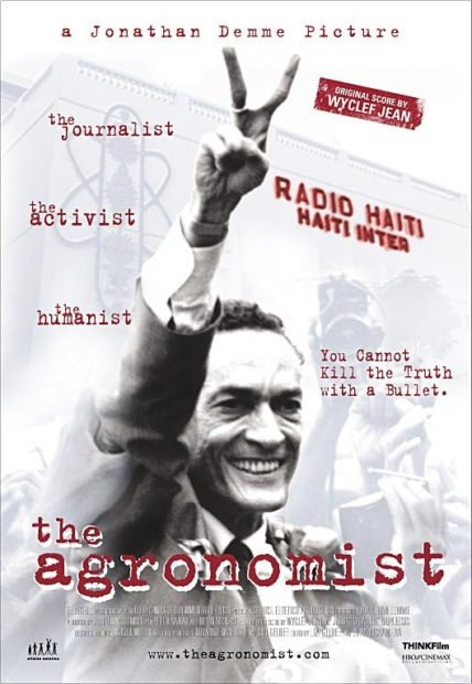 The true story of Jean Dominique, a Haitian radio journalist and human rights activist.